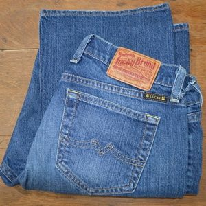 Lucky Brand Jeans  Sweet N' Low  Size 6  28 X 30